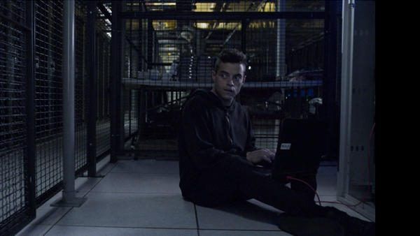 Mr Robot dans le data center