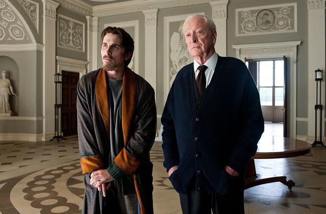 Bruce et Alfred